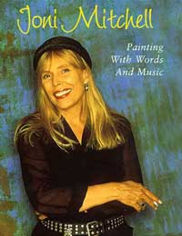 Joni Mitchell Painting With Words And Pictures